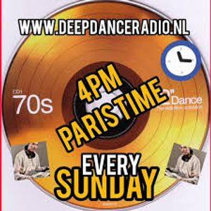 Deep Dance Radio Old-School Classics mix  20-09-2020