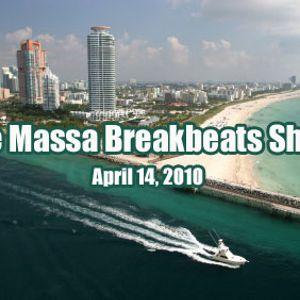 The Massa Breakbeat Show - April 14 2010