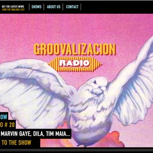 Pepe Paulo Show #20 : Cymande , Marvin Gaye , Dila , Tim Maia...