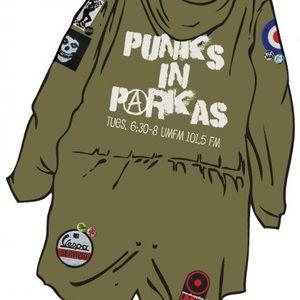 Punks in Parkas - February 21, 2013