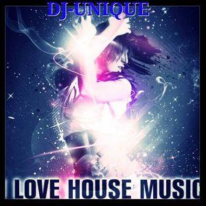 Dj-Unique - house mix up 2015