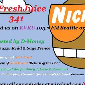 #FreshJuice 341 - Nickelodeon