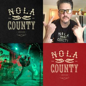 NOLA County 8/15/17 Jesse Dayton