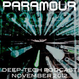 Deep Tech podcast November 2012