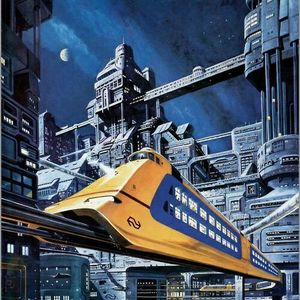 Live From Monorail City Vol 5: Laserdance