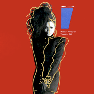 Janet Jackson - The Pleasure Principle _ Videodisc Edit