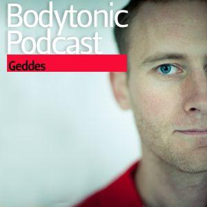 Bodytonic Podcast - Geddes