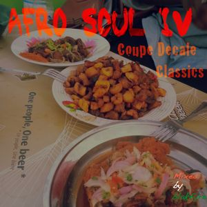 Afro Soul IV - Coupe Decale Classics