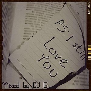 DJ G  - #I L Y 27 「I still love U」