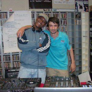 Gerald D Live Mix @ Radio Hertz 87.9FM [13.05.2011]