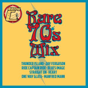Rare 70's Mix-Danny C