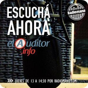 Programa El Auditor Radio - 11/09/2014