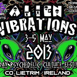 Alien Vibrations Festival Co. Leitrim 2013