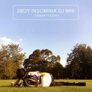 INSOMNIA DJ MIX at SOLFA 11222011