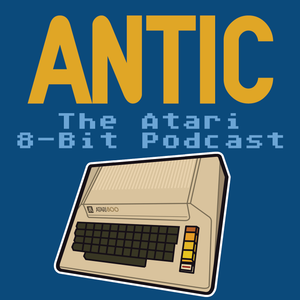 ANTIC Interview 186 - Joel Gluck: Babel, Attank!, Pushover, Fun-FORTH