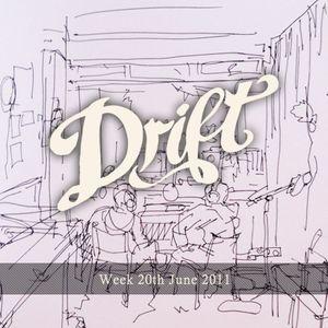 The Drift Record Shop Radio Hour: 20th June