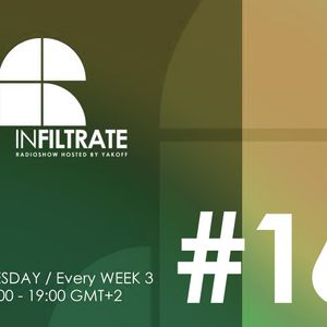 Yakoff - INFILTRATE #16 On InsomniaFM (June 2011)
