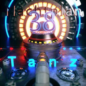 DJ Led Manville - Nachtplan Tanz Vol.38 (2018)