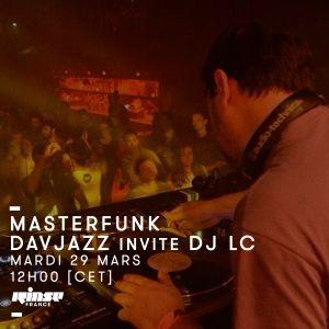 Dav Jazz Invite Dj LC - 29 Mars 2016