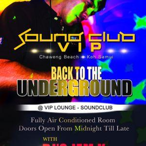 Underground Sound VIP Mix - Jem K