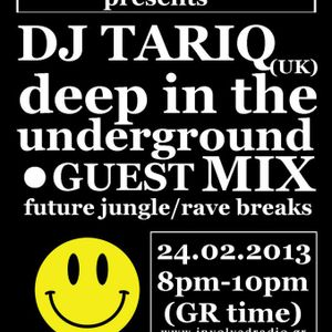 GL0WKiD - Generation X [Radio Show] pres. Tariq on the Guest Mix (24Feb.2013)