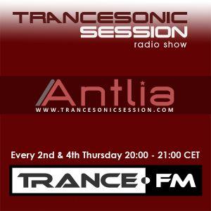 Trancesonic Session 088 (2015-10-08) on Trance.FM
