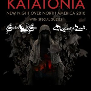 Interview with Anders Nystrom from Katatonia
