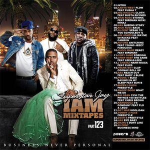 DJ Superstar Jay - I Am Mixtapes 123-2012