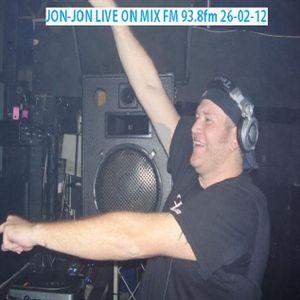JON JON MIX FM TRANCE CLASSICS 26 02 12ul