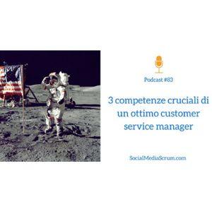 #83 Perché il responsabile servizio clienti dev'essere un esploratore