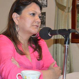 Lorena Escudero , Coordinadora del MINTUR y Javier Serrano, Coordinador Zonal del MAGAP