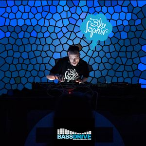 BLU SAPHIR SHOW @ BASSDRIVE - HOSTED BY JAY ROME (MAY 2017)