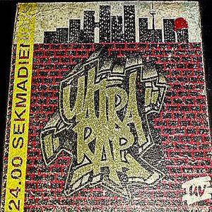 Ultra rap radio show@ULTRA VIRES-3