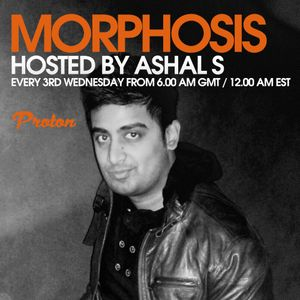 Morphosis 025 With Ashal S (18-01-2017)