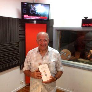 José Adolfo Vélez Funes - El Caballero y el bloque de la oyente Estela en El Hornero