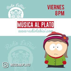 Música Al Plato 16 - 08 - 2019 en Radio LaBici