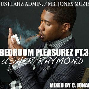 Bedroom Pleasures Pt.3 (a night with Usher Raymond)