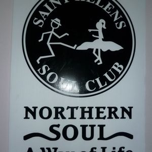 MY ST HELENS SOUL CLUB GUEST DJ NORTHERN SOUL VINYL SET 5TH APRIL 2013