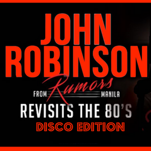 JR Revisits the 80's - DISCO EDITION