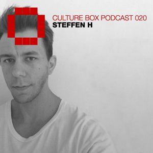 Culture Box Podcast 020 - Steffen H