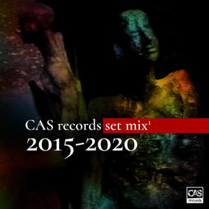 CAS records 2015-2020 set Mix