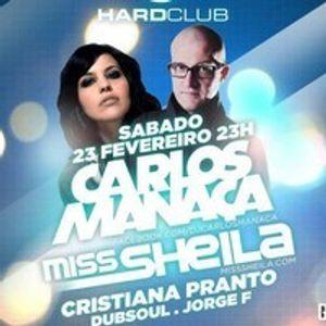 Miss Sheila@Hardclub 02/13