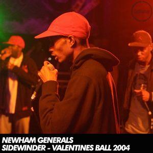 Newham Generals - Sidewinder Valentines Ball - 14.02.2004