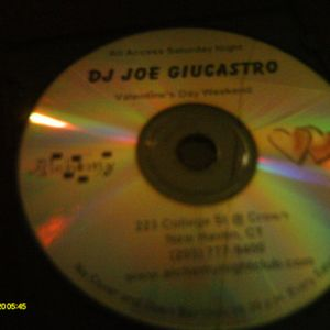 ALCHEMY VALENTINES DAY - DJ Joe Giucastro 2003