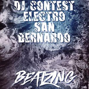 BEATZING @DJ CONTEST ELECTRO SAN BERNARDO