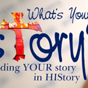 FINDING YOUR STORY IN HIStory - When God Gets Ready to Move (Audio)