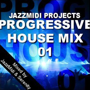 Progressive House Mix 01