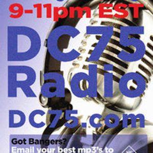 DC75 Radio - 1/28/2011 - Part 1