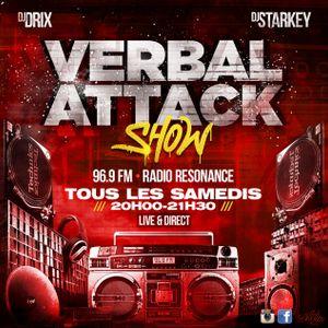 verbal attack show 14nov