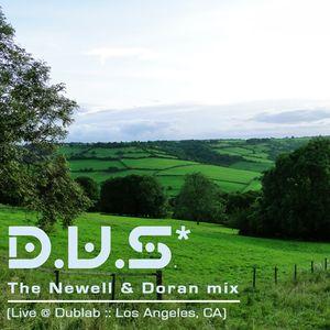 The Newell & Doran Mix- Live at Dublab (L.A.)